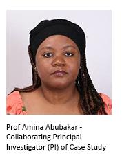 Prof Amina Abubakar Kenya