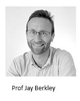 Prof Jay Berkley AB