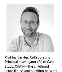 Prof Jay Berkley Kenya