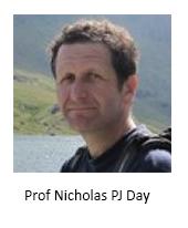 Prof Nicholas PJ Day AB