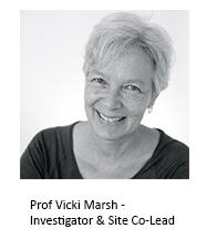 Prof Vicki Marsh Kenya