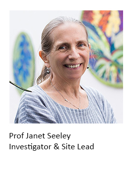 Professor Janet Seeley