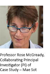 Professor Rose McGready TT