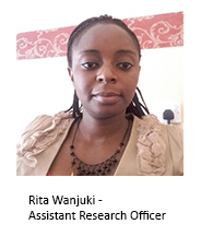 Rita Wanjuki Kenya