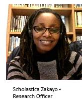 Scholastica Zakayo Kenya