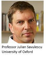 Professor J Savulescu