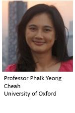 Professor P Y Cheah